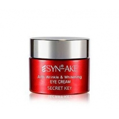 SECRET KEY Syn-Ake Anti Wrinkle Whitening Eye Cream