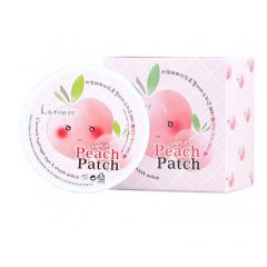 L'ARVORE Hydrogel Eye & Cheeck Petit Peach Patch