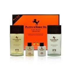 CHRISTIAN DEAN Platinum Horse Oil for man Skin care 2 set
