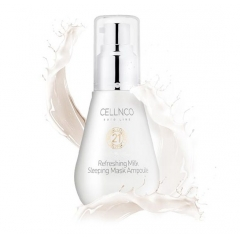 CELLNCO Boto Line Refreshing Milk Sleeping Mask Ampoule
