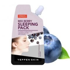 DERMAl YEPPEN SKIN Mix Berry Sleeping Pack