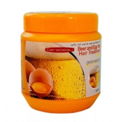 CAREBEAU Beer and Egg Yolk Hair Treatment