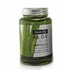 FARM STAY Aloe   All-in-one Ampoule
