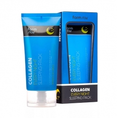 FARM STAY Collagen Every Night Sleeping Pack