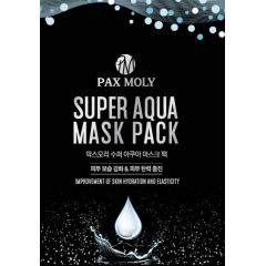 PAX MOLY Super Aqua Mask Pack