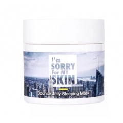 I`M SORRY FOR MY SKIN Bounce jelly Sleeping Mask