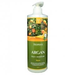 DEOPROCE Argan Silky Moisture Rinse