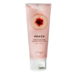 FRECIPE Peach Tone-up Moisture Sleeping Cream Mask