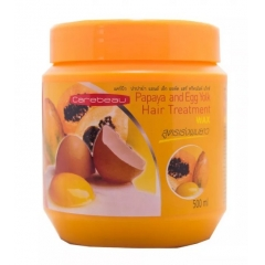CAREBEAU Papaya Egg Yolk  Hair Treatment