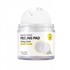SCINIC Feel So Good Peeling Pad Toning Care