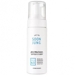ETUDE HOUSE Soon Jung PH6.5 Whip Cleanser