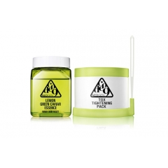NEOGEN Code9 Lemon Green Caviar Essence&Tox Tightening Pack Kit
