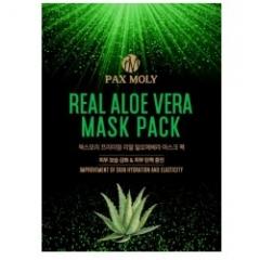 PAX MOLY Real Aloe Vera Mask Pack