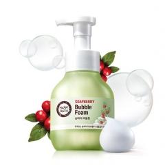 HAPPY BATH Soapberry Bubble Foam