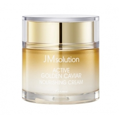 JMSOLUTION Active Golden Caviar Nourishing Cream