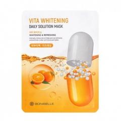 BONIBELLE Vita Whitening Daily Solution Mask