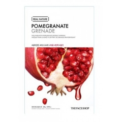 THE FACE SHOP Real Nature Mask Pomegranate