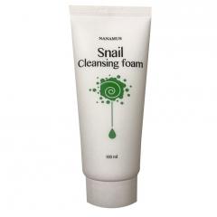 NANAMUS Snail Cleansing Foam