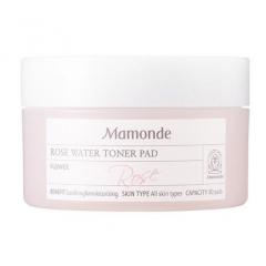 MAMONDE Rose Water Toner Pad
