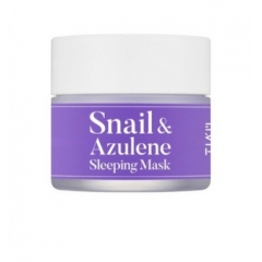 TIAM Snail & Azulene Sleeping Mask
