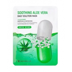 BONIBELLE Soothing Aloe Vera Daily Solution Mask
