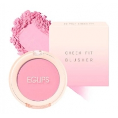 EGLIPS Cheek Fit Blusher №2 Pink