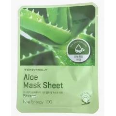 TONY MOLY Pure Energy 100 Aloe Mask Sheet