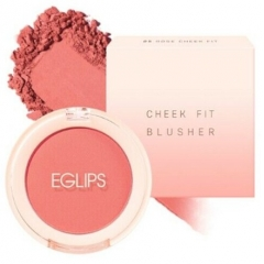 EGLIPS Cheek Fit Blusher №5 Rose