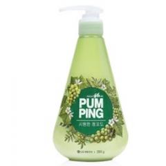PERIOE Pumping Toothpaste Grape