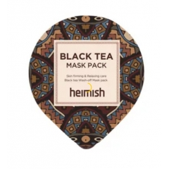 HEIMISH Black Tea Mask Pack Blister