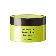 THE SAEM Touch On Body Sweet Lime Body Butter
