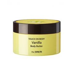 THE SAEM Touch On Body Vanilla Body Butter