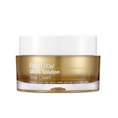 FARM STAY Dr.V8 Solution Snail Cream