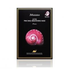 JMSOLUTION  Active Pink Snail Brightening Mask