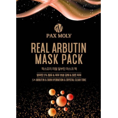 PAX MOLY Real Arbutin Mask Pack