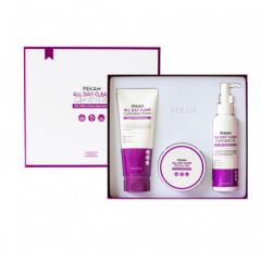 PEKAH All Day Clear Cleansing Set