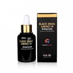 EYENLIP Black Snail Amino 14 Ampoule