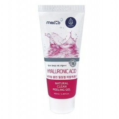 MED B Natural Clean Peeling Gel Hyaluronic Acid