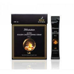 JMSOLUTION Active Golden Caviar Sleeping Cream