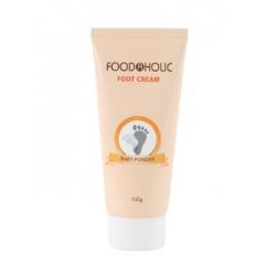 FOODAHOLIC Foot Cream Baby Powder