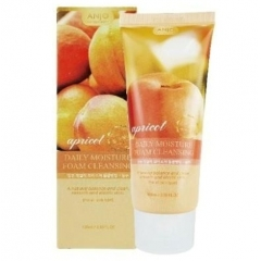 ANJO Apricot Daily Moisture Foam Cleansing