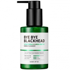 SOME BY MI BYE BYE BLACKHEAD 30 Days Miracle Green TeaTox Bubble Cleanser