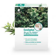 THE ESSENCE OF NATURE Eucalyptus Patch