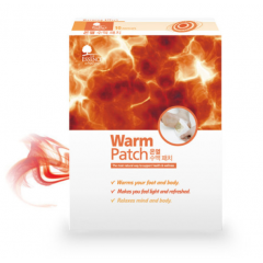 THE ESSENCE OF NATURE Warm Patch