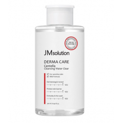 JMSOLUTION  Derma Care Centella Cleansing Water