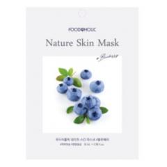 FOODAHOLIC Blueberry Natural Skin Mask