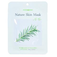FOODAHOLIC Green Tea Natural Skin Mask