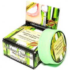 ROCHJANA Bamboo Charcoal Herbal  Toothpaste