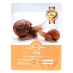 GRACE DAY Traditional Oriental Mask Sheet - Snail