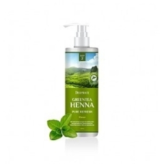 DEOPROCE Greentea Henna Pure Refresh Rinse
